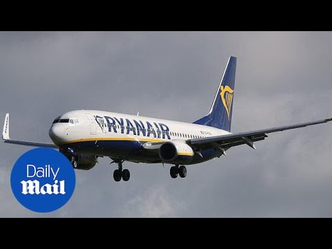 Ryanair to take back pilots' holidays to prevent more cancellations - Daily Mail