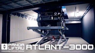 Автомобильный лифт-подъемник ATLANT-3000(, 2016-06-17T13:02:10.000Z)