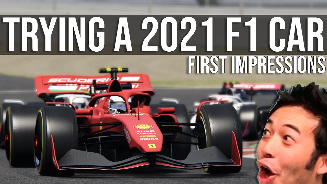 My First Drive In A 2021 Formula 1 Car