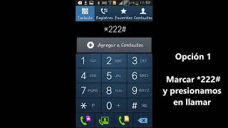 Códigos Para Consultar Saldo Claro,Tigo,Movistar,Uff,Virgin Mobile,Móvil Éxito,Avantel,ETB.