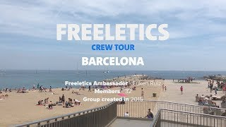 Freeletics Crew Tour 2017 | Barcelona, Spain