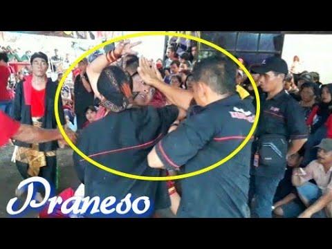 Jathilan Kudho PRANESO ndadi adu tanding vs Pawang