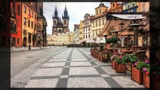 Пешеходная экскурсия по Праге(, 2015-07-17T15:43:11.000Z)