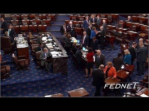 Senate starts fiscal 2018 budget, tax reform debate