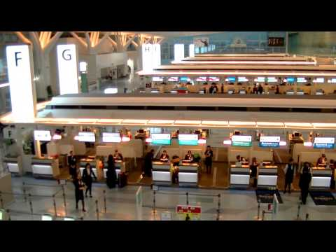 2017 東京自由行 - JR濱松町搭乘單軌電車往返Haneda Airport羽田機場(東京國際機場) 東京モノレール