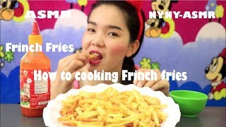 How To Cooking French Fries | ASMR French Fries