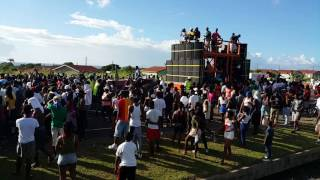 Nu Vybes Band Early Bird Jouvert 2016(By The Yu Lounge)
