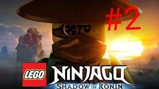 ПОГОНЯ В СПИНДЯЗГО- Прохождение игры Lego Ninjago: Тень Ронина на андроид #2