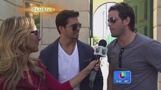 Mane de la Parra y Pedro Moreno son rivales otra vez