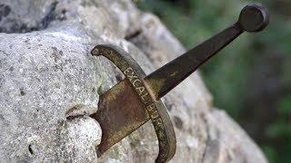 PEDANG PEMBERIAN NABI MUHAMMAD !!! 6 Pedang Paling Misterius Dalam Sejarah