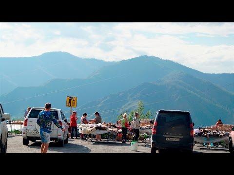 Перевал Чике-Таман на Алтае. Лето - 2016.