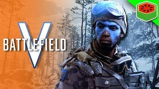 NEW EXCLUSIVE MULTIPLAYER GAMEPLAY! | Battlefield V