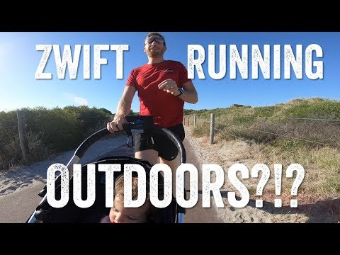 Zwift Officially Launches Running: What you need to get