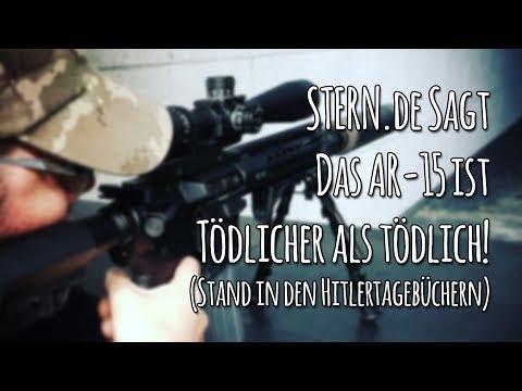 Der STERN blamiert sich: AR15 tödlicher als tödlich! - Let's Shoot #137