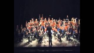 ITALIANA IN ALGERI OUVERTURE - ROSSINI  Banda Sinfonica dell