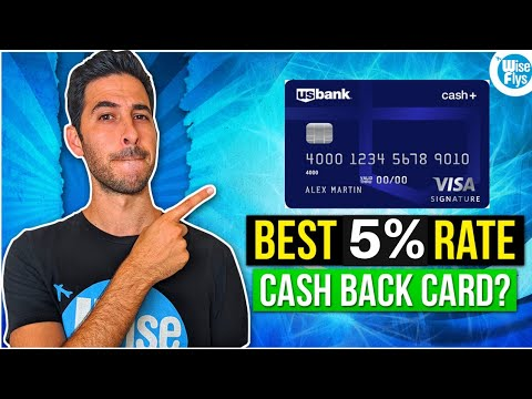 US Bank Cash Plus | 5 % Category Of Choice + $150 BONUS