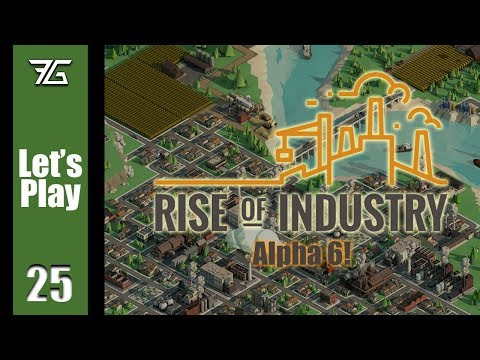 Rise of Industry : Ep 25 Textile Line