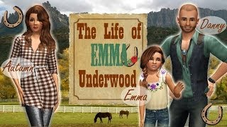 The Sims 3: The Life of Emma Underwood - Introduction