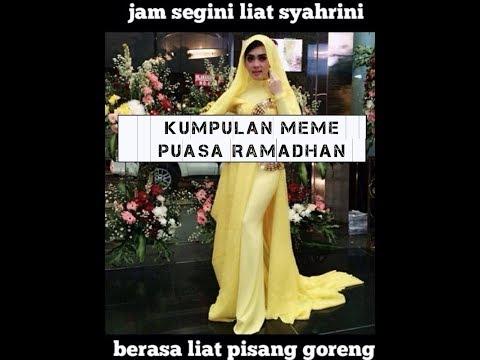 Kumpulan Meme Puasa Ramadhan Indonesia