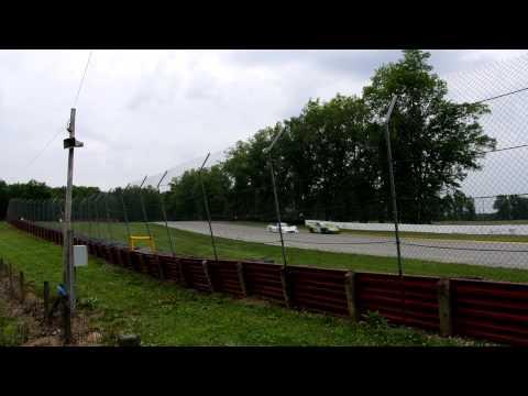Grand-Am Rolex race