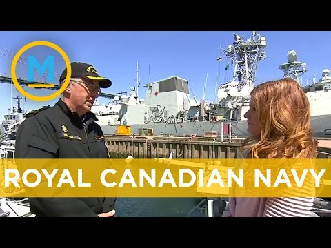 Inside the world of a Royal Canadian Navy sailor | Your Morning