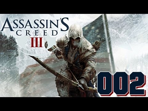 Let's Play Assassin's Creed 3 part 2