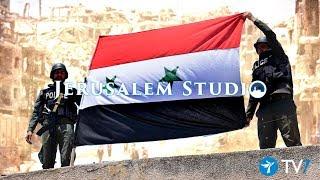 Developments on the Syrian front - Jerusalem Studio 403