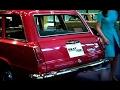 Salón de Barcelona 1969 - SEAT 124 Familiar, SEAT 850 Sport, SEAT 1430,  SEAT 1500