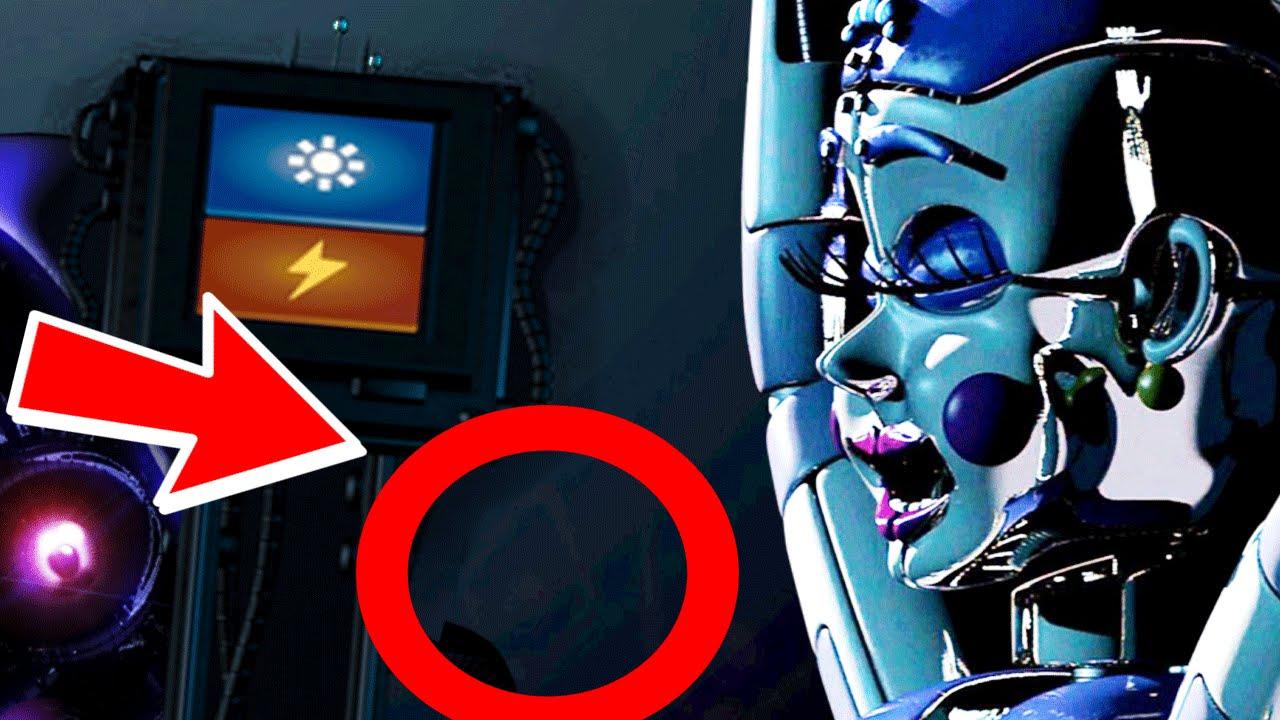 Download 4 NEW ANIMATRONICS REVEALED!? MINIREENA SECRET! | Five Nights at Freddy's Sister Location NEW UPDATE