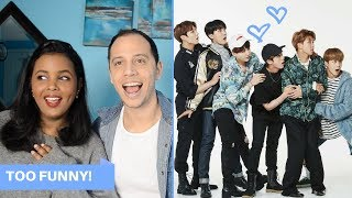 WHAT BTS SAW ON TWITTER REACTION (BTS REACTION)