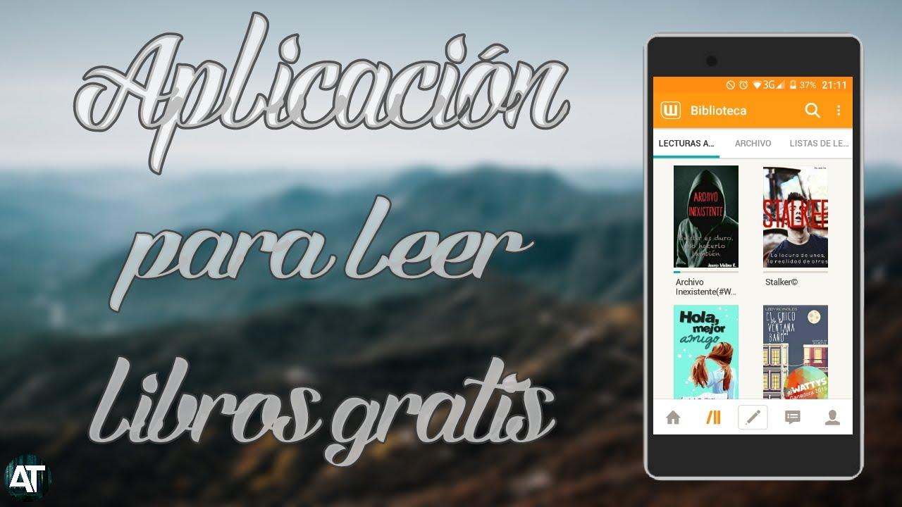 Aplicacion Para Leer Libros En Android Gratis 2016 ... @tataya.com.mx