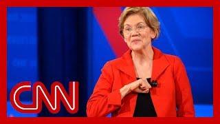 Warren: Will run until convention even if behind in delegates