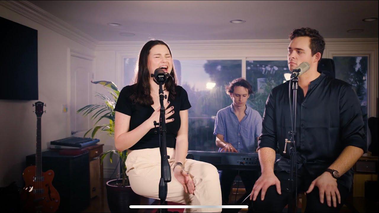 Sarah Isen & Devon Alexander - I'd Rather Go Blind