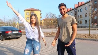 I SURPRISED HER IN SWEDEN *EMOTIONAL* !!!