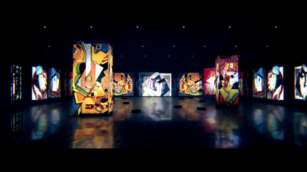 Von Monet Bis Kandinskyvisions Alive Youtube