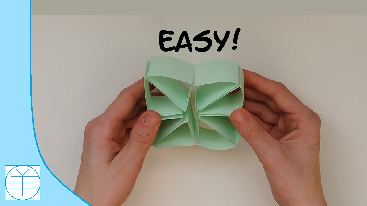 How To Make A Crazy Paper Transformer Instructions Full HD