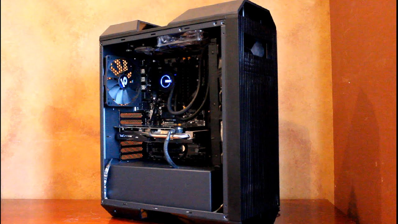 Gaking Pc Build Review