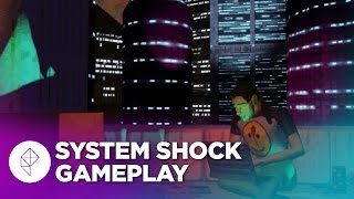 System Shock Enhanced Edition Gameplay