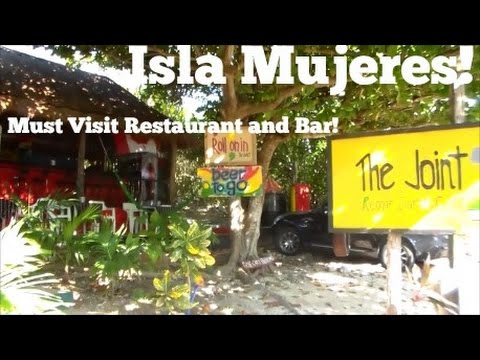 Isla Mujeres Best Restaurant Bar On Isla Mujeres Mexico