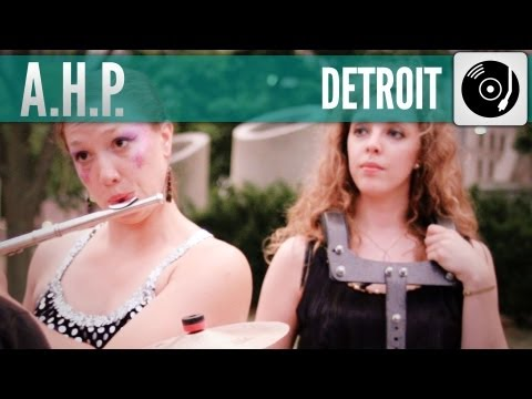 Detroit Party Marching Band – American Hipster Presents #26 (Detroit – Music)