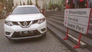 Autocar Travel 2015 bersama Nissan X-Trail Hybrid