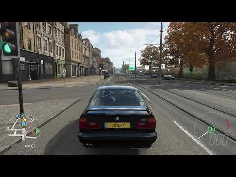 BMW E34 M5 1230HP V10 Turbo From HELL! - Forza Horizon 4
