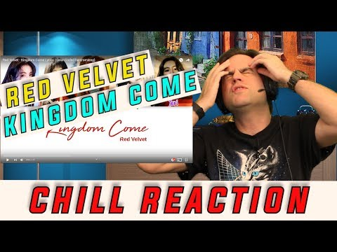 Ellis Reacts #817 // React To Red Velvet - Kingdom Come // 레드벨벳 / 킹덤 컴 Honest Reaction By  Guitarist