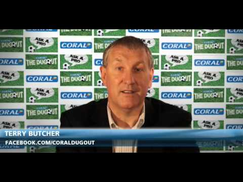 What did you say to Diego? - Ask a Pro: Terry Butcher answers Rob's question at the Coral Dugout