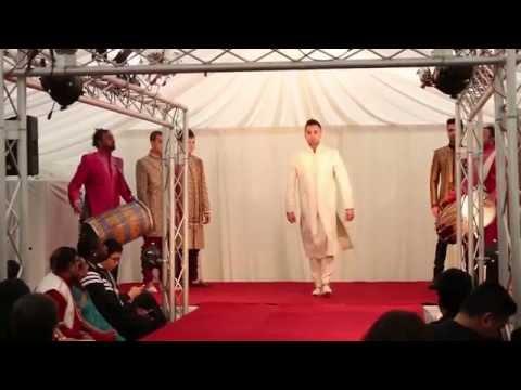 Fashion Show - Indian Sherwani - by Krupa Entertainment