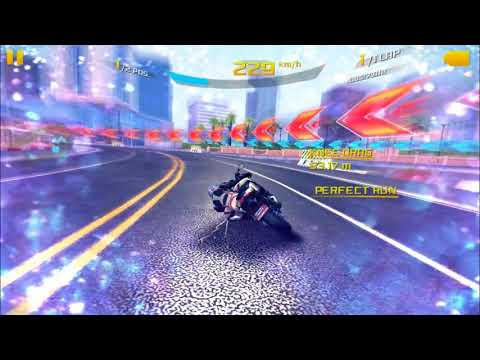 Racing on Dubai Track With Asphalt 8 High Speed Bikes