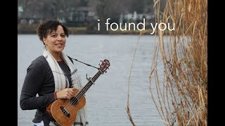 I Found You - benny blanco & Calvin Harris (Holly Wood Ukulele Cover)