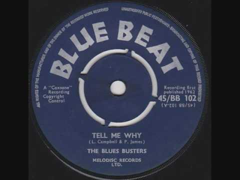 The Blues Busters - Tell Me Why