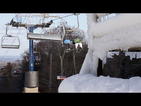 Nov. 15, 2017 Wachusett Mountain Snow Report