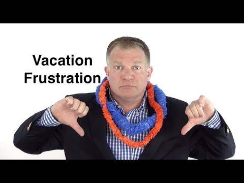 Take a Vacation from Work